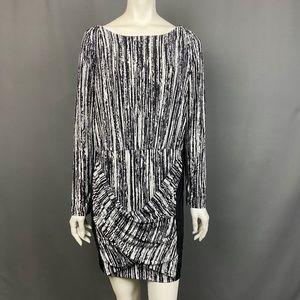 Black & White BCBG Dress
